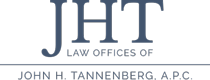 Law Offices of John H. Tannenberg Logo